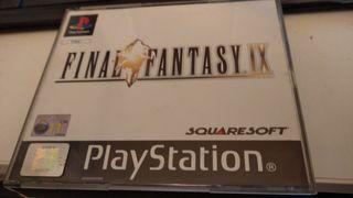 Final Fantasy 9ps1