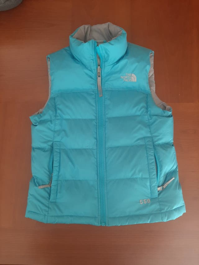 chaleco plumas The North Face