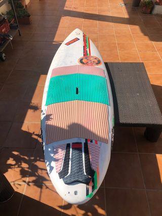 Vendo tabla de paddle surf sailboardtarifa 8,1