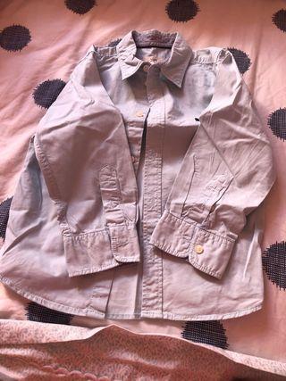 Camisa h&m 3-4 años