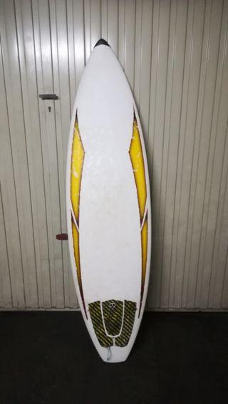 tabla surf bic 6,7 shortboard