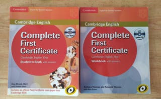 Cambridge English. Complete First Certificate B2-1