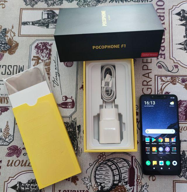 Xiaomi Pocophone F1 Steel Blue