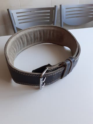 cinturón gimnasio