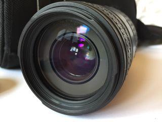Objetivo Sigma 70/300mm