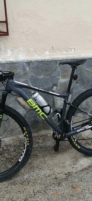 Cuadro BMC MTT TEAM ELITE 01 TALLA S