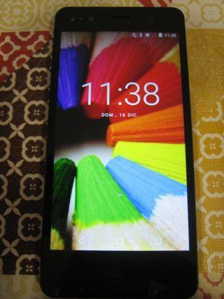 Teléfono Móvil Dual SIM BQ Aquaris M5 16Gb/2Gb