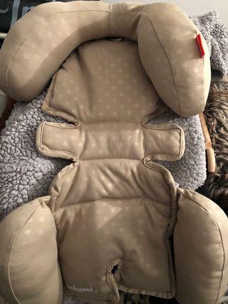 Reductor Máxicosi o silla coche