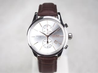 Liquidación Reloj Hugo Boss en piel