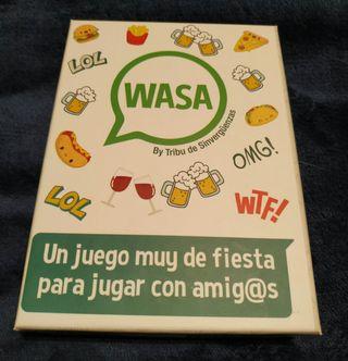 juego de mesa wasa