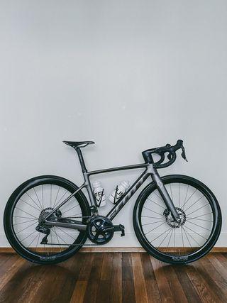 Bicicleta scott adictt rc 15