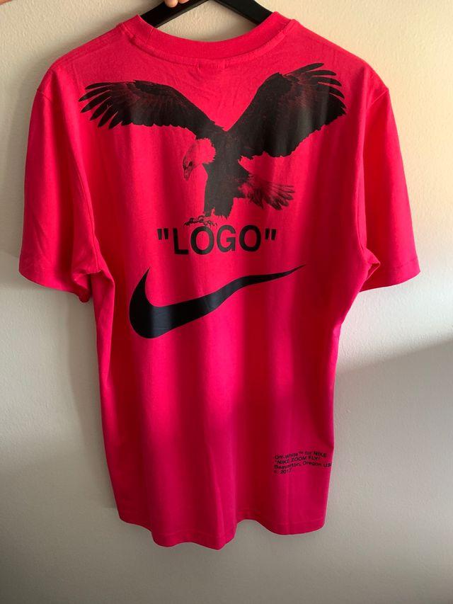 Capilla Diverso Vinagre  Nike x Off White de segunda mano por 100 € en Las Palmas de Gran Canaria en  WALLAPOP