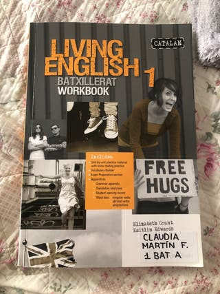 Living english 1 batxillerat workbook
