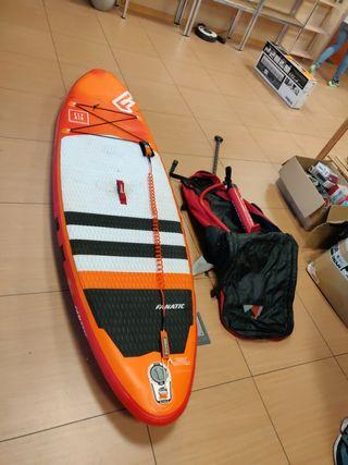 paddle surf tabla fanatic
