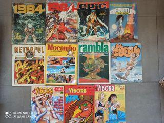 11 comics adultos europeo