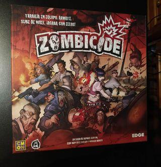 juego de mesa zombicide