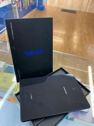Samsung galaxy Tab S4 negra con S pen