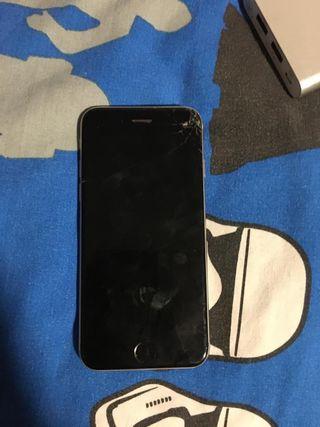 Iphone 6 16 gb pantalla rota