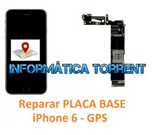 Reparar Placa Base IPhone 6 GPS