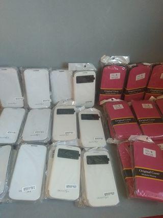 160 carcasas Samsung s4