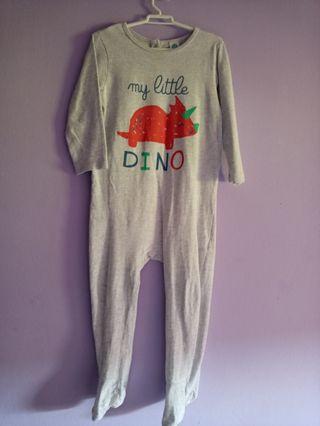 pijama para 2 o 3 años