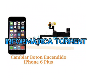 Cambiar Boton Encendido IPhone 6 Plus +