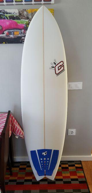 Tabla de surf A ESTRENAR (6,1)