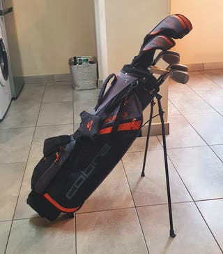 Set Golf Cobra King Junior