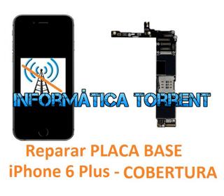 Reparar Placa Base IPhone 6 Plus COBERTURA