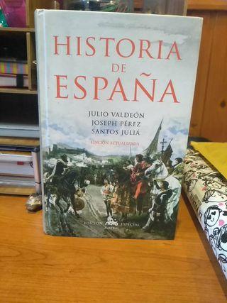 historia de españa, julio valdeon, edicion austral