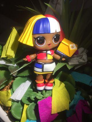 Lol surprise muñeca con accesorios