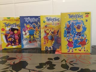 DVD INFANTIL TWEENIES