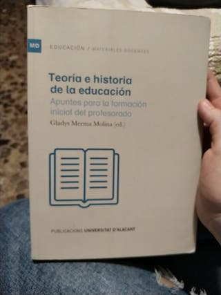 teoría e historia de la educacion