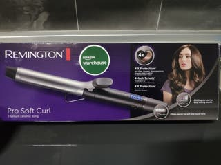 Ondulador rizador de cabello. Remington.
