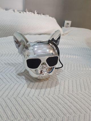 altavoz bull dog