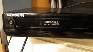 Samsung DVD-SH893 160GB disco duro TDT