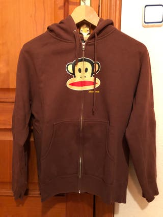 Sudadera marron Paul Frank
