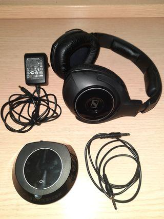 Auriculares inalámbricos Sennheiser HDR 160