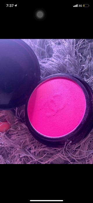 Chanel pink blush