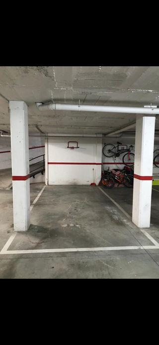 Parking en alquiler