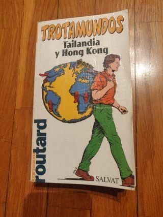 Guía viaje routard trotamundos Tailandia Hong Kong