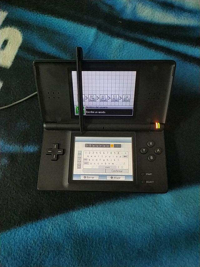 Nintendo DSLite