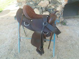 Silla Western Reining