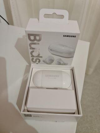 auriculares inalambricos Samsung galaxy buds+