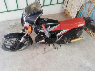 Moto de 50cc
