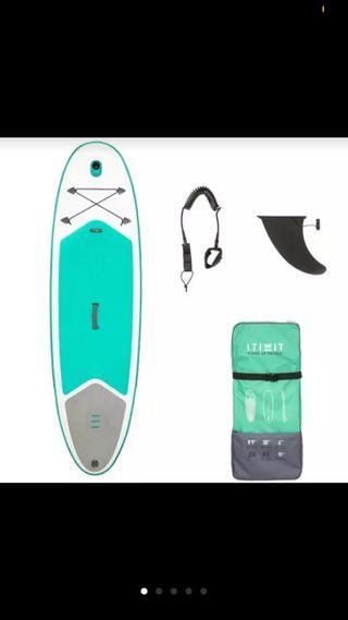 Tabla de paddle sur hinchable