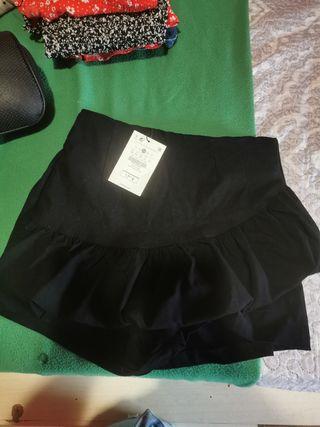falda/pantalón
