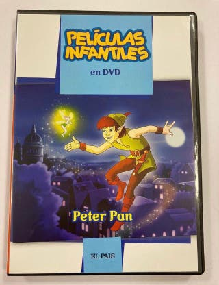 Dvd Infantil - Peter Pan