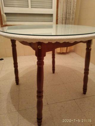 Regalo mesa redonda comedor