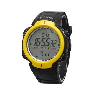 Reloj Digital diseño deportivo
